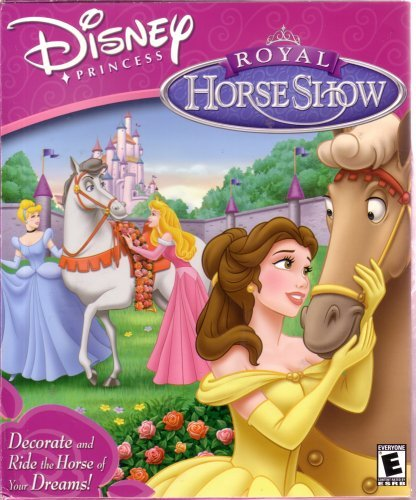 Princess Royal Horse Show - PC by Disney Interactive Studios