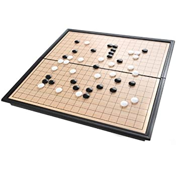 Houdini Go Game Travel Set with Magnetic Folding Board (3812 DE)