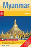 Nelles Guide Myanmar ( Burma) Reiseführer