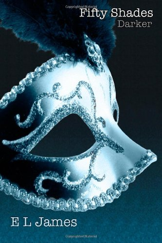 Book cover for Fifty Shades Darker