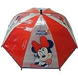 Disney Minnie Mouse Bubble PVC Umbrella