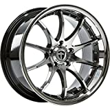 Tomason TN8 9,5x19 LK 5x112 Hyperblack diamond polished VW,Audi,Mercedes,Seat