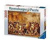 Ravensburger Puzzle 3000Teile–Der Raub der Sabinerinnen David, (170319)