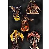 Final Fantasy Creatures Vol. Kai. 2 Box Set figura Mini 9 centimetri