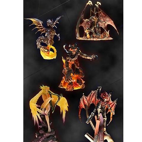Square-Enix - Final Fantasy Creatures Kai Vol. 2 Mini Figure Box Set 9 cm