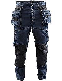 Blakläder 199911418999C52Stretch Handwerker Hose Größe C52in navy blau/schwarz 1