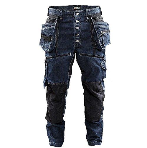 Blakläder Bundhose Handwerker, 1 Stück, C50, marineblau / schwarz, 199911418999C50