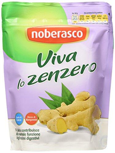 Noberasco Viva lo Zenzero, Confezione da 8 x 200 g