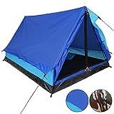Firstzelt SKAGERU 2 Personen Camping Festival Zelt von BB Sport