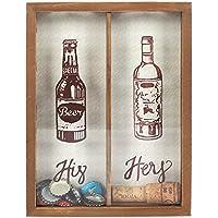 Preisvergleich für MEMORY Box HIS & HERS Flasche Top Collector