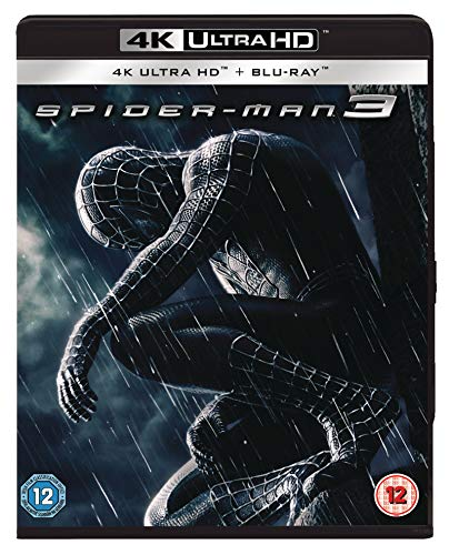 Spider-Man 3 [Blu-ray] [UK Import]