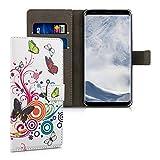 LINCIVIUS  Housse Samsung S8 Plus, Etui Galaxy S8 Plus Coque Protection Intégrale Avec Rabat Portefeuille Aimanté [Satisfait ou Remboursé pendant 30 jours]