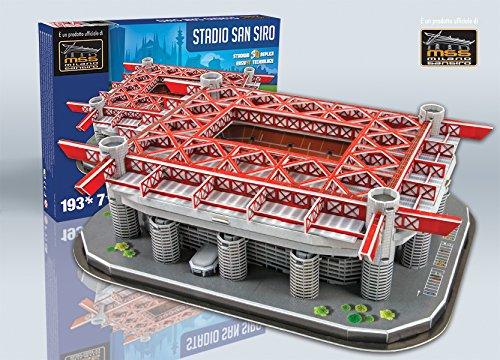 Giochi Preziosi 70021271 - Puzzle 3D Stadio San Siro Milano