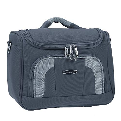 Travelite Orlando Beauty Case 36 cm blau