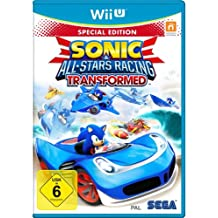 Sonic & All-Stars Racing : Transformed - special edition [import allemand]
