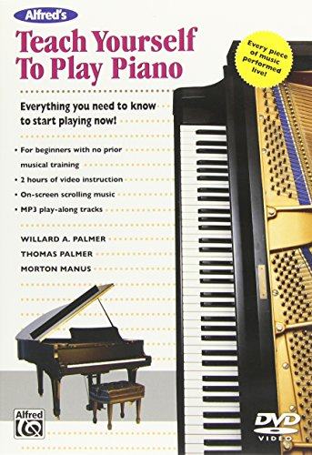 imusti Alfred's Teach Yourself to Play Piano