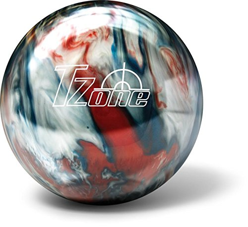 Bowlingball Bowlingkugel Brunswick T-Zone Cosmic - Patriot Blaze, Gewicht in lbs:12 lbs (12 Lb Bowling Ball)