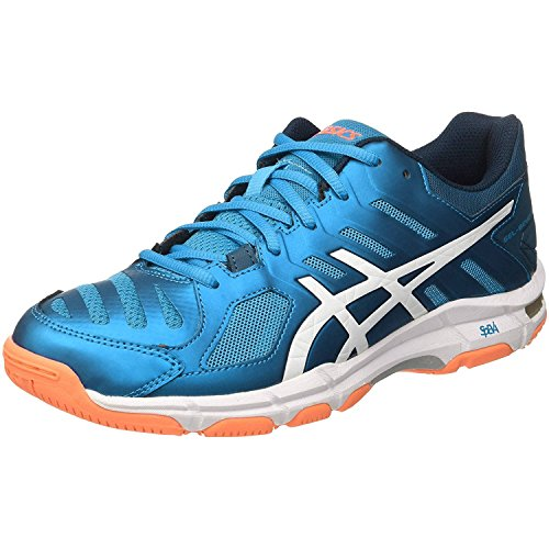 Asics Gel-Beyond Junior Chaussure Sport En Salle - AW16 - blau / weiß / orange
