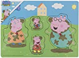 Peppa Pig 4 In 1 Shaped Jigsaw Puzzles Amazon Co Uk Toys