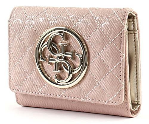 Guess Gioia SLG Small Trifold Rose
