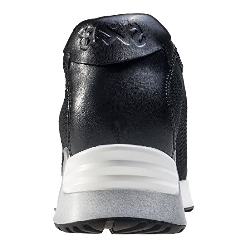 Ash Lucky Femme Baskets Mode Noir Noir