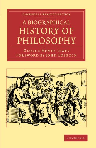 A Biographical History of Philosophy Paperback (Cambridge Library Collection - Philosophy)