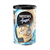 NESCAFÉ Frappé Typ Eiskaffee, Getränkepulver mit Instant Kaffee, 275g Dose