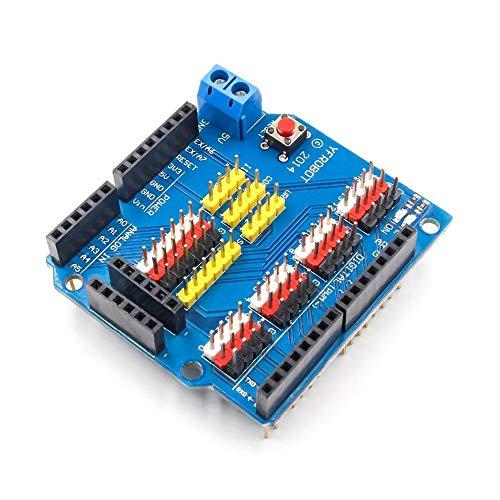 FDBF Scudo per Scheda di espansione Shield sensore per modulo elettronico Arduino Uno R3 V5.0