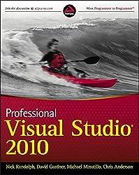 Professional Visual Studio 2010 (Wrox Programmer to Programmer)