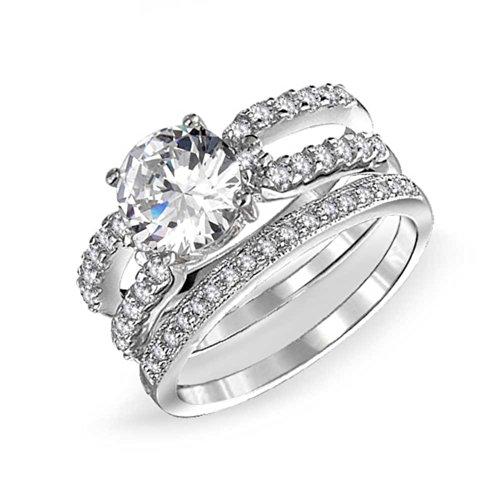 bling-jewelry-925er-silber-rund-um-cz-verlobungsring-ehering-set-enhancer-einfugen