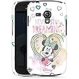 Samsung Galaxy S3 mini Hülle Premium Case Schutz Cover Disney Minnie Mouse Fanartikel Geschenke