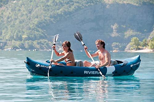 Sevylor Schlauchboot Kajak Riviera im Test und Leistungsüberblick - 14