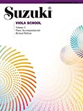 Suzuki Viola School Piano Accompaniment, Volume 4