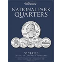 National Parks Quarters: 50 States District of Columbia & Territories: Collector's Quarters Folder