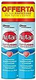 Autan Family Care Spray Bipacco - Insetto repellente e antizanzare - 2 Confezioni da 100 ml