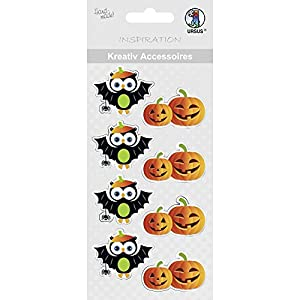 Ursus 564000316creativos Accesorios Halloween, búhos, diseño 316
