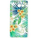 Beiuns pour Samsung Galaxy A5 (2016) / A5 (2016) Duos (5,2 pouces)(Pas pour Samsung Galaxy A5 2015) Coque en Silicone TPU Housse Coque - HX027 Pluie de forêt tropicale