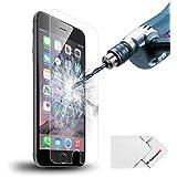 """fitTek Pellicola in Vetro Temperato per 4,7"""" iPhone6/6s  0.26mm Protezione Antigraffi Anti-riflesso UltraClear"""