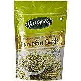 HappiloPremium Roasted Lightly Salted Pumpkin Seeds, 200g