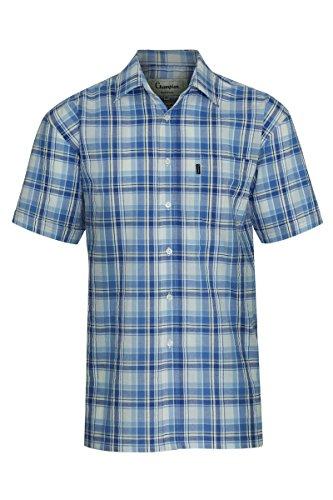 Champion -  Camicia Casual  - Uomo Blue