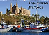 Trauminsel Mallorca (Wandkalender 2020 DIN A3 quer): Schönheiten einer Insel der Balearen (Monatskalender, 14 Seiten ) (CALVENDO Orte) -