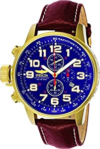 Invicta Force Analog Blue Dial Men's Watch - 3329