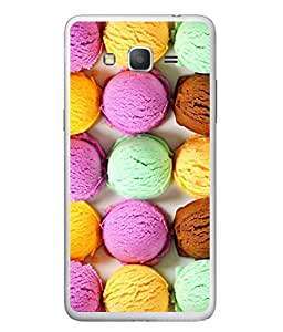 FUSON Designer Back Case Cover for Samsung Galaxy J7 J700F (2015) :: Samsung Galaxy J7 Duos (Old Model) :: Samsung Galaxy J7 J700M J700H (Cherry Flowers Hearts Lemons Almonds Cashews Pista)