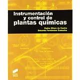 Instrumentación y control de plantas químicas