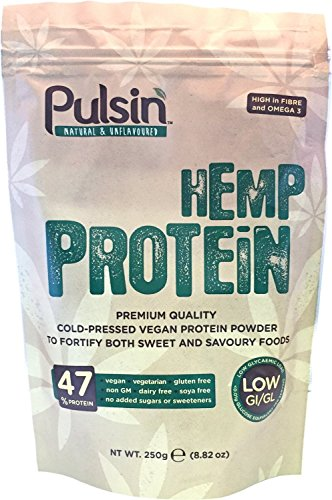 Hemp Protein Isolate - 250g