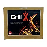 Best Fire Pits - Grill X Lava Rocks for Gas Grill Review