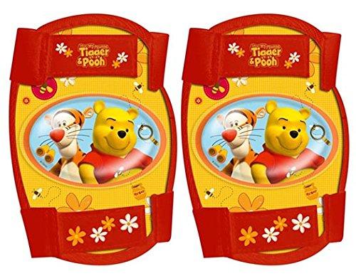 Disney Kinder Knieschoner Knieschützer Ellenbogenschützer 4tlg Set