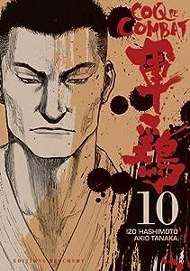 Coq de Combat Nouvelle édition Tome 10
