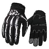 Yodensity Motorrad Fahrrad Herbst Winter Handschuhe Herren Outdoor Warmehandschuhe Rennrad Schilaufen Silikagelhandschuhe