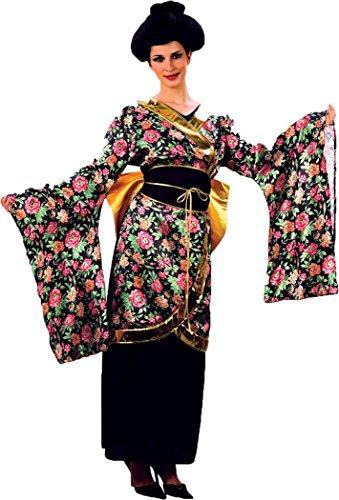 Damen Kleid Kostüm Party japanisch chinesisch orientalisch Geisha Mädchen Kostüm Outfit ()